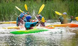 Colomendy-Kayaking