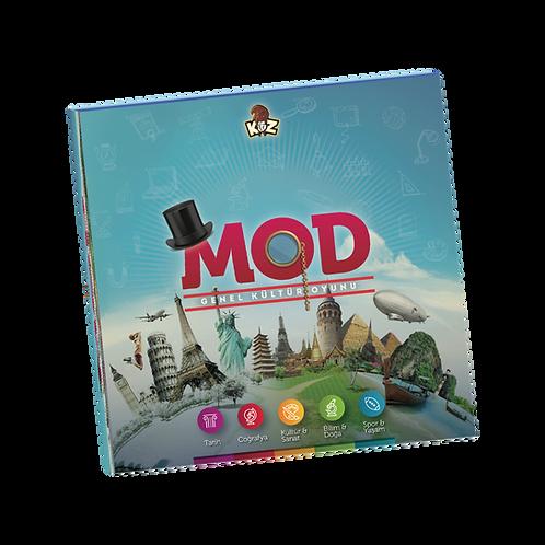 MOD : Genel Kültür Oyunu