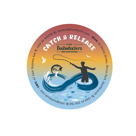 Bumpersticker Bushwhackers Stickers 2019