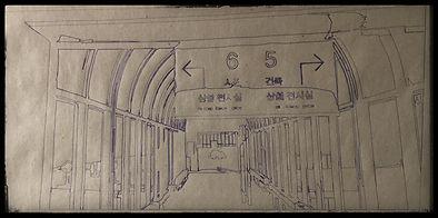 Verwaiste Plätze, Seoul