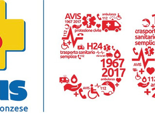 50° Anniversario Servizio Ambulanza Avis Cologno