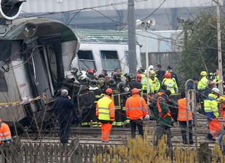 Il racconto di un soccorritore intervenuto durante l'incidente ferroviario di Segrate