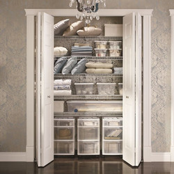 Linen Closets And Storage Solutions