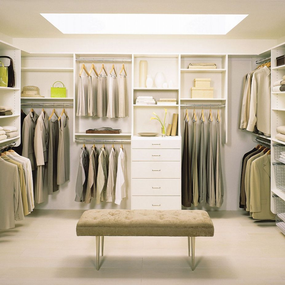 Walk In Closets And Closet Systems