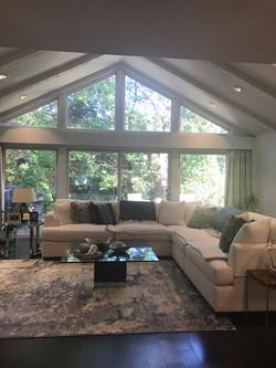 Roslyn Heights Living Room