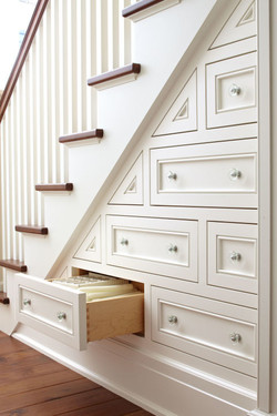 Custom Built Ins And Cabinetry