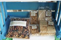 Granola y Palanquetas de Amaranto
