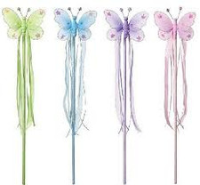 What kind of spells can we cast wth these sweet wands?