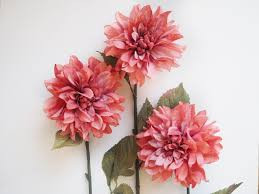 Pink flowers for decoration!