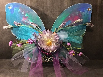 Decorated Wings