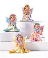 Precious tiny fairies.  Will you make them a home?