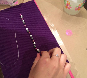 So many different ways to create the bracelet