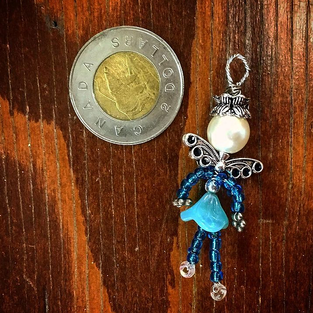 Fairy Bead Charms