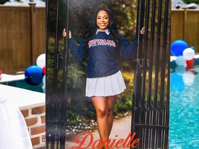 Danielle's Graduation Party
