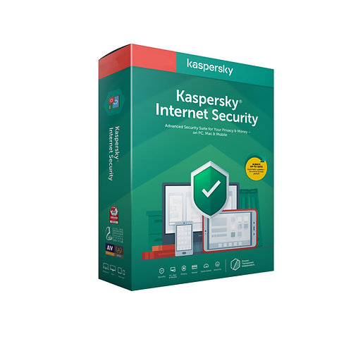 Kaspersky Internet Security - Licence Digital par mail
