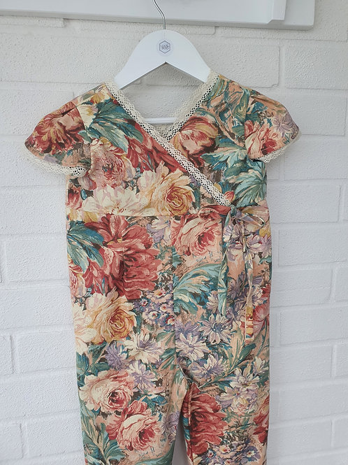 PRE-MADE Lilly Cap Sleeve