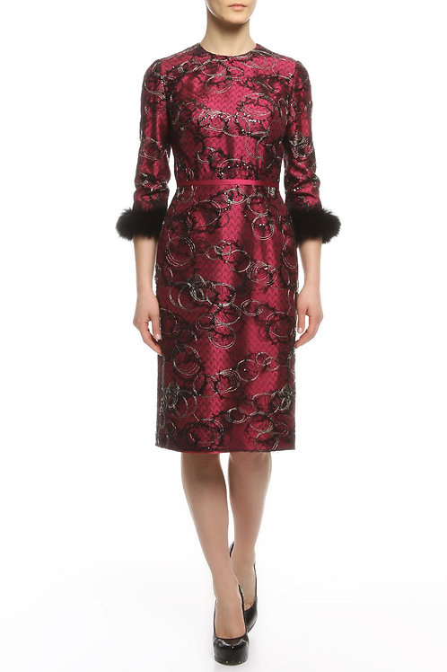 Платье Maria Coca 5906