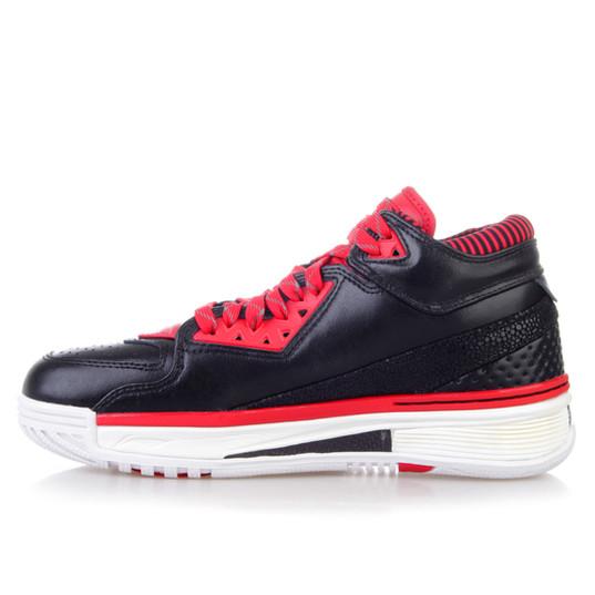 Noir et Rose Chaussures de sport