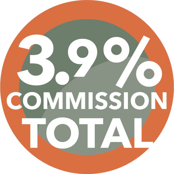 WHY DO YOU PAY YOUR AGENT 6% COMMISSIONS!