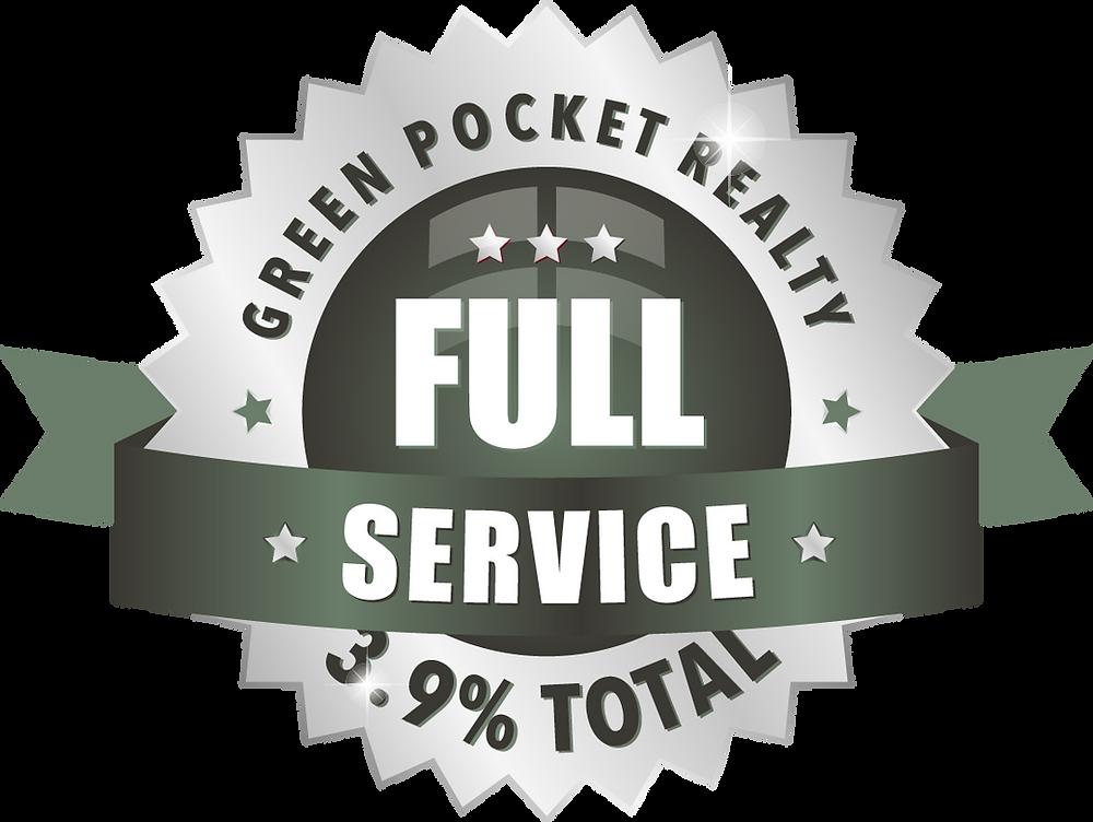 discount broker realtor badge Indianapolis
