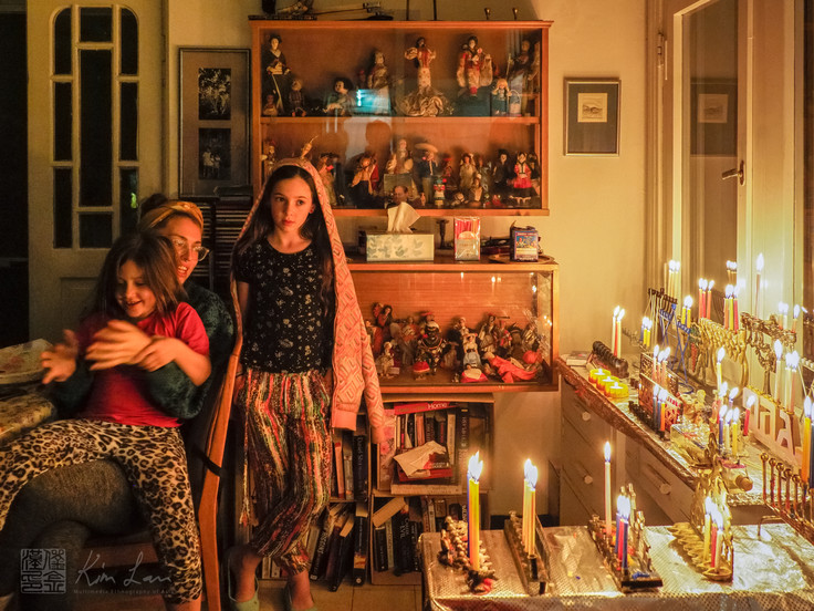 HANUKKAH : A Jewish Festival of Light