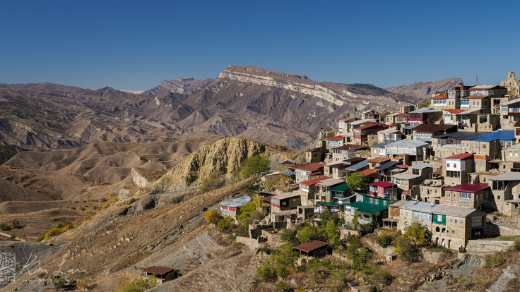 CHOKH: a sleepy village in Dagestan