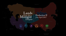 Lands from the Mongol Empire II
