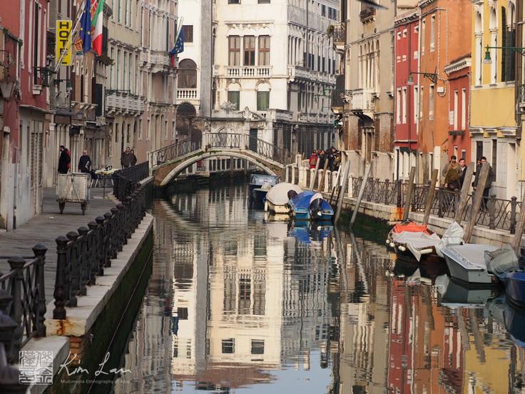 LA FESTA VENEZIANA SULL'ACQUA : Carnival of Venice Water Parade