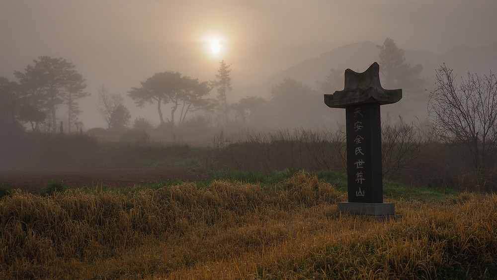 KOREAN CEMETRY AREA