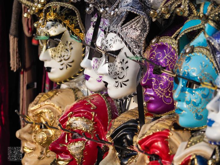Masquerade : Carnival of Venice
