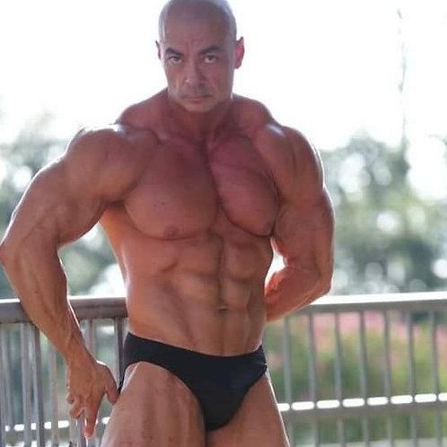 Men Classic Bodybuilding Trunks