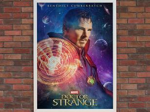 Doctor Strange - Movie poster concept