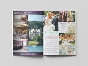 AmaZing Venues - Magazine advert