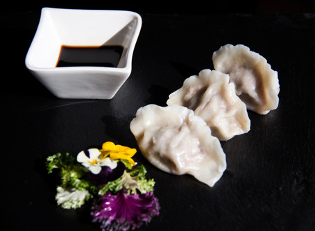 """Recipe for the """"better"""" Jiaozi (also good for pot-stickers)"""