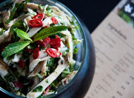 Recipe for the Yunnan shredded chicken salad