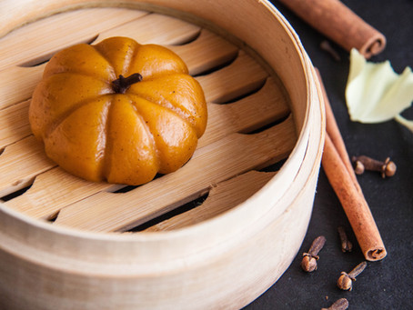 Recipe for the Pumpkin cakes (南瓜饼 nán​guābǐng)