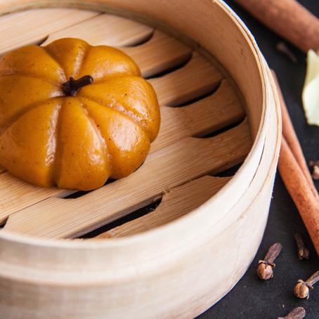 Recipe for the Pumpkin cakes (南瓜饼 nánguābǐng)