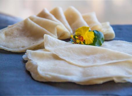 Recipe for the Spring-pancakes (春饼chūnbǐng)