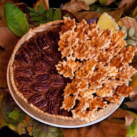 Recipe for the pecan pie
