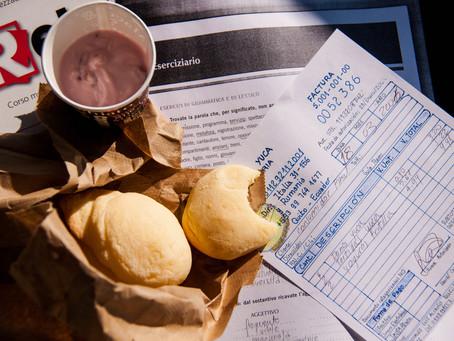 My romance with pan de yuca (cassava bread)