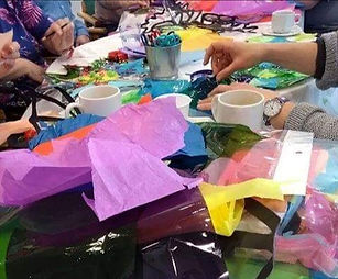 Social prescribing. Lymington charity. art groups. Lymington. art therapy. art psychotherapy. new forest art.