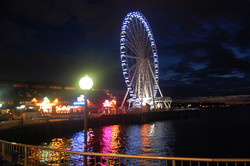 The Great Wheel at Nught