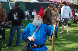 Gnome of the Beer Garden