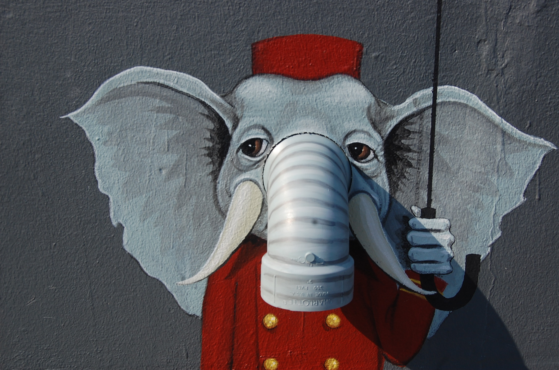 The Elephant Bellhop