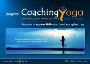 CoachingYoga Agosto 2020
