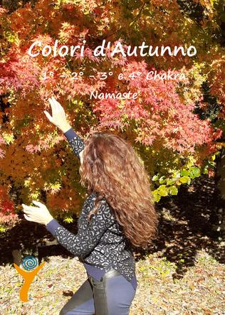 Colori d'Autunno a freedomYoga-land