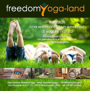 """Prenota ora la tua """"Yoganza"""" ... Yoga in Vacanza!"""