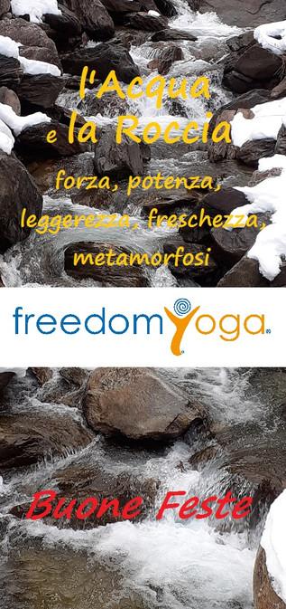 Buone Feste da freedomYoga-land