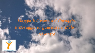 Maggio: Il mese del Coraggio!