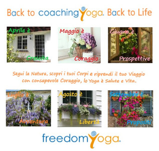 Back to coachingYoga Back to Life!